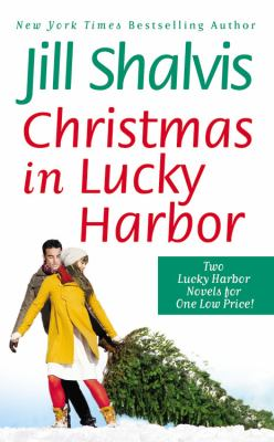 Cover image for Christmas in Lucky Harbor