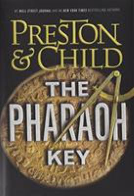 Cover image for The pharaoh key : a Gideon Crew novel