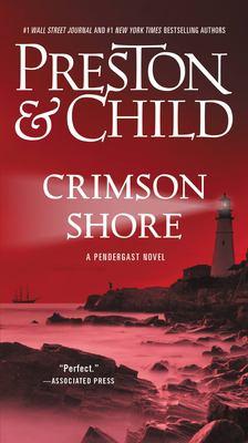 Cover image for Crimson shore