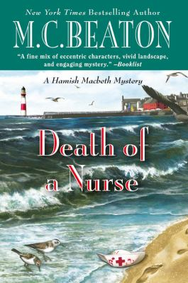 Cover image for Death of a nurse