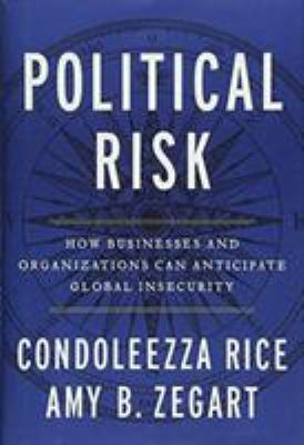 Cover image for Political risk : how businesses and organizations can anticipate global insecurity