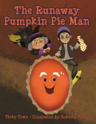 Cover image for The runaway Pumpkin Pie Man