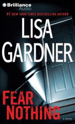 Cover image for Fear nothing a novel