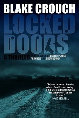 Cover image for Locked doors : a thriller