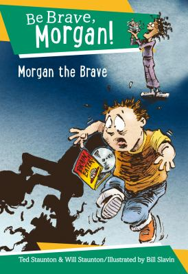 Cover image for Morgan the brave
