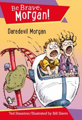Cover image for Daredevil Morgan