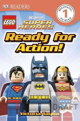 Cover image for Ready for action!