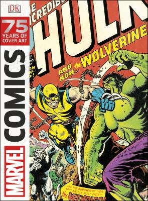 Cover image for Marvel Comics : 75 years of cover art