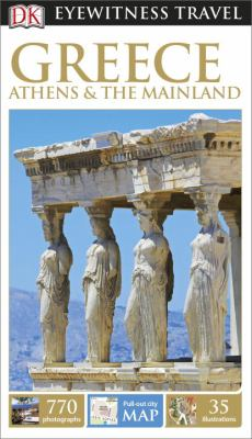 Cover image for Greece, Athens & the Mainland