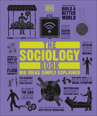 Cover image for The sociology book