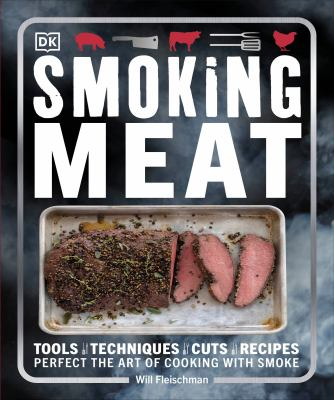 Cover image for Smoking meat