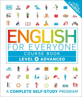 Cover image for English for everyone course book. Level 4, Advanced
