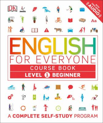 Cover image for English for everyone. Course book. Level 1 beginner