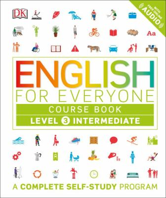 Cover image for English for everyone course book. Level 3 intermediate