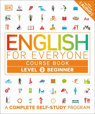 Cover image for English for everyone. Course book. Level 2 beginner