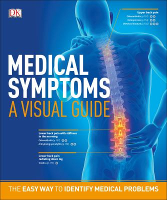 Cover image for Medical symptoms : a visual guide