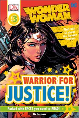Cover image for Wonder Woman : warrior for justice