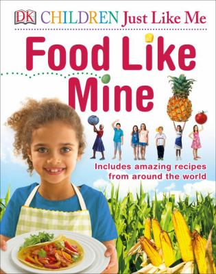 Cover image for Food like mine