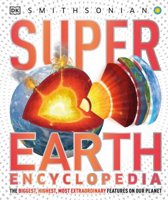 Cover image for Super Earth encyclopedia