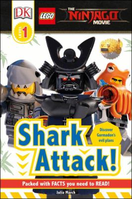 Cover image for Shark attack!