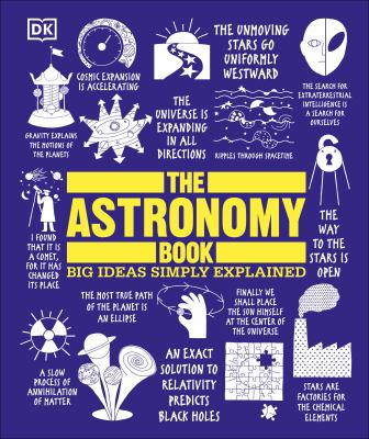 Cover image for The astronomy book