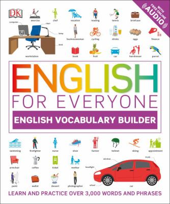 Cover image for English for everyone : English vocabulary builder
