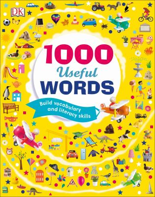 Cover image for 1000 useful words : build vocabulary and literacy skills