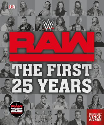 Cover image for RAW : the first 25 years