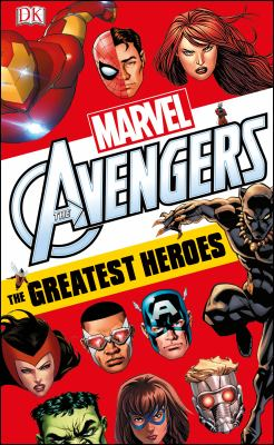 Cover image for The Avengers : the greatest heroes
