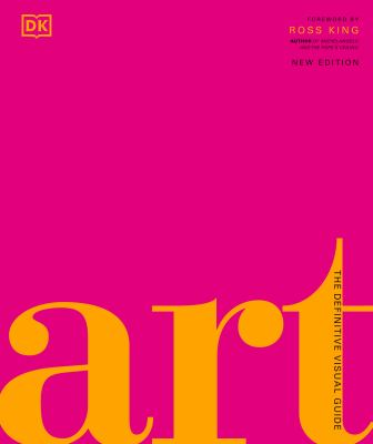 Cover image for Art : the definitive visual guide