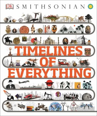 Cover image for Timelines of everything
