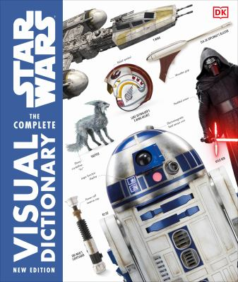Cover image for Star Wars : the complete visual dictionary