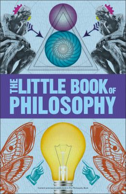 Cover image for The little book of philosophy