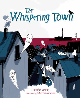 Cover image for The whispering town