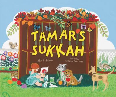 Cover image for Tamar's sukkah