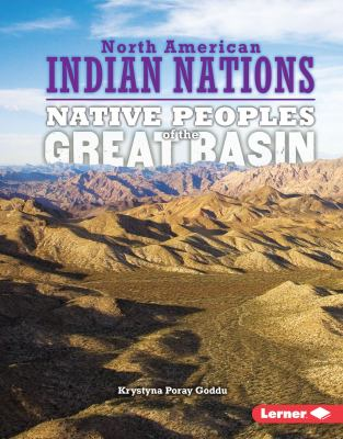 Cover image for Native peoples of the Great Basin