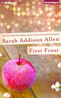 Cover image for First frost : a novel