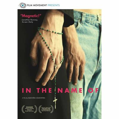 Cover image for In the name of... W imię