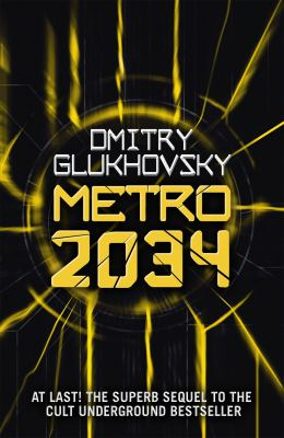 Cover image for Metro 2034