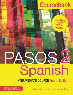 Cover image for Pasos. 2, Spanish intermediate course