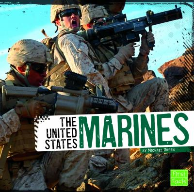Cover image for The United States Marines