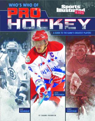 Cover image for Who's who of pro hockey : a guide to the game's greatest players