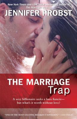 Cover image for The marriage trap