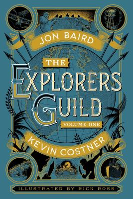 Cover image for The explorers guild : volume one ; A passage to Shambhala
