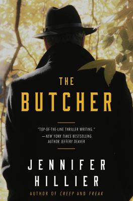 Cover image for The butcher