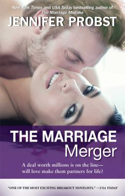 Cover image for The marriage merger