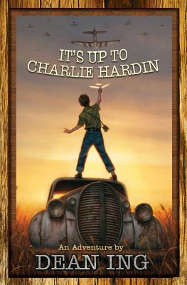 Cover image for It's up to Charlie Hardin : an adventure