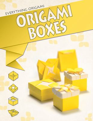 Cover image for Origami boxes