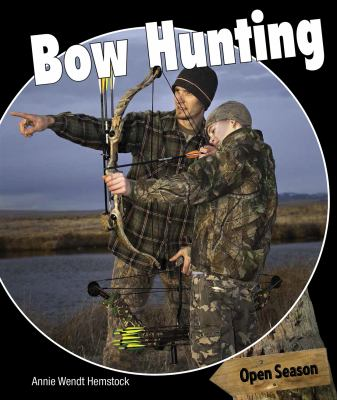Cover image for Bow hunting