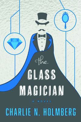 Cover image for The glass magician